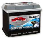 АКБ SZNAJDER Silver Premium 6СТ- 65Aз 620A L