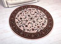 Бельгийские круглые шерстяные ковры