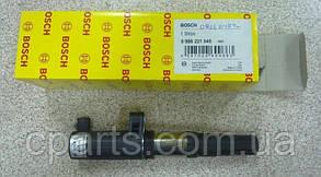 Катушка зажигания Renault Duster 1.6 16V (Bosch 0986221045)(высокое качество)