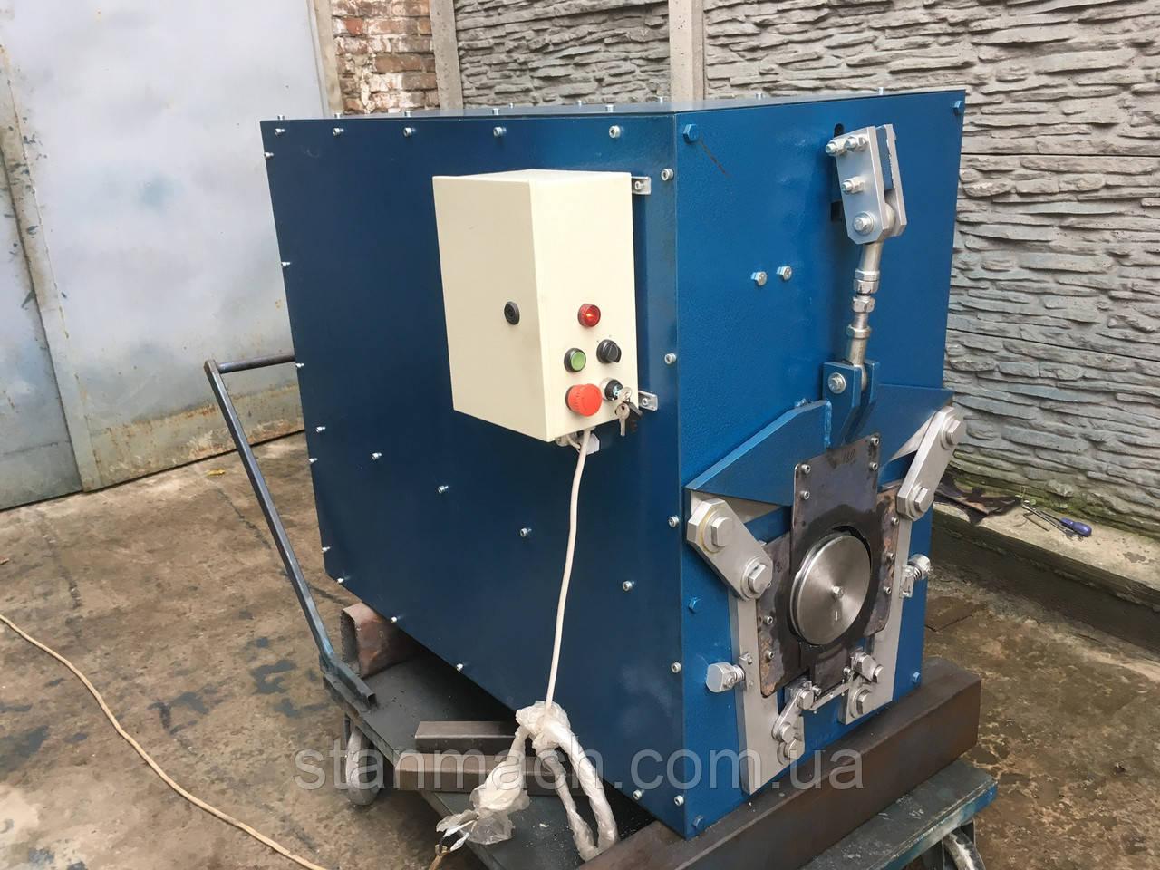 Эволюционер ™ Станок для изготовления гофроколена электрический СГЭ 80-200 мм