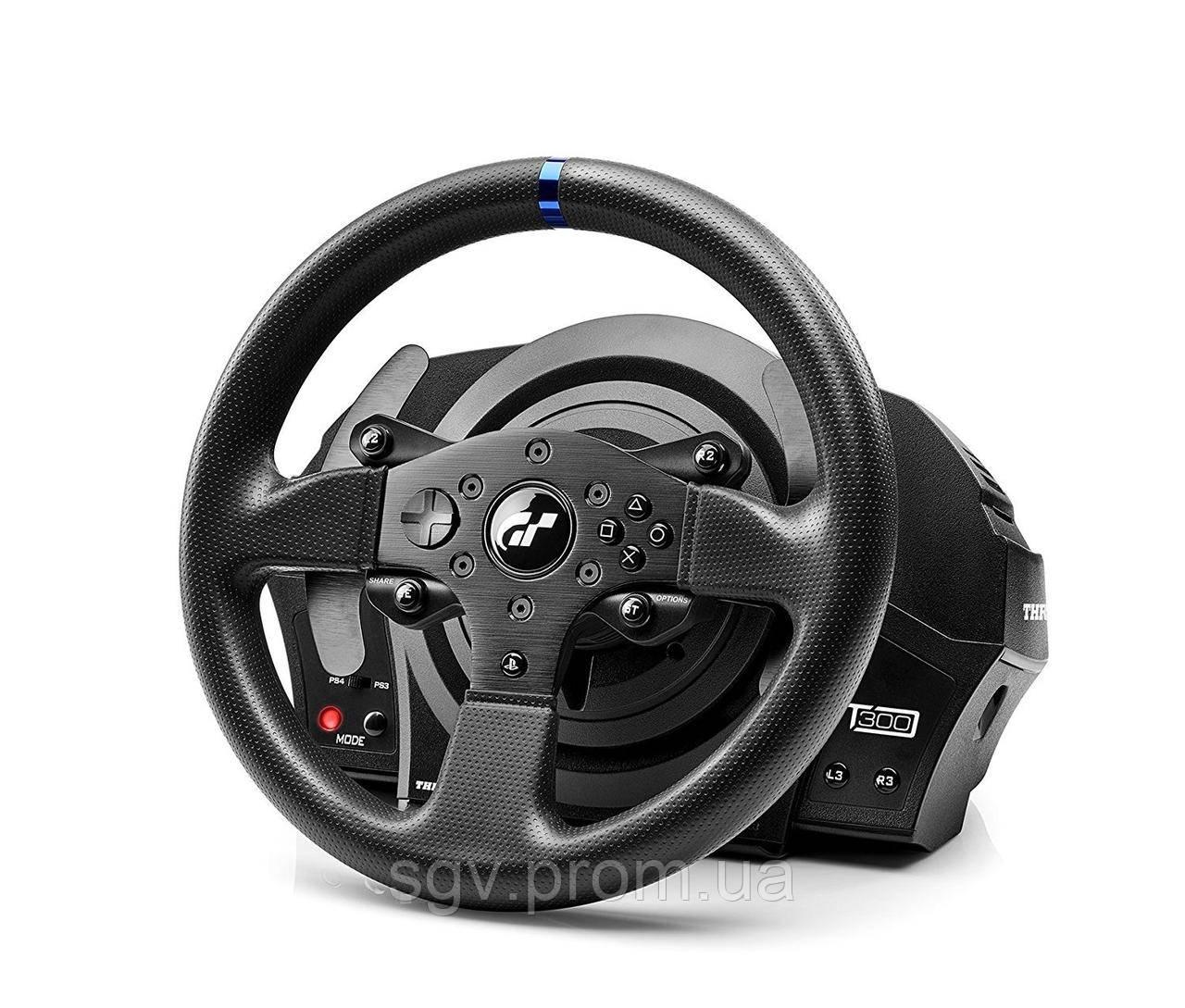 Thrustmaster руль и педали для PC/PS4 T-GT