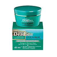 Крем ночной для сухой и чувствительной кожи Косметика Мертвого Моря