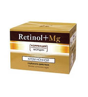 Крем ночной глубокого действия Retinol+Mg