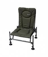 Кресло фидерное карповое Elektrostatyk F2 olive