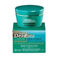 Крем ночной для нормальной и комбинированной кожи Косметика Мертвого Моря