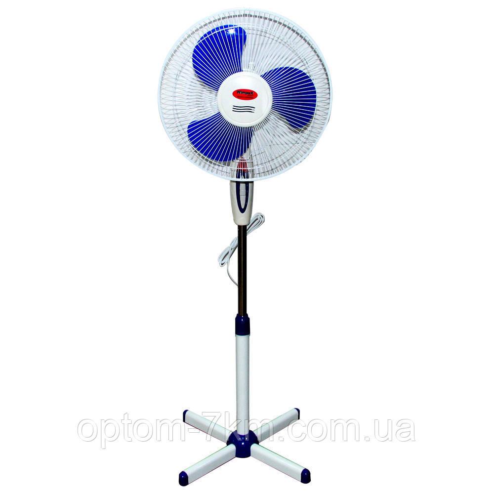 Напольный вентилятор wimpex WX-1612 am