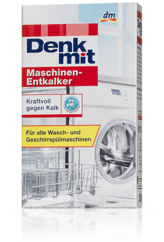 Средство от налета в стиральной машине Denkmit Maschinen-Entkalker