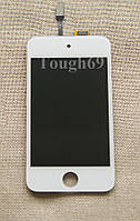 Дисплей LCD iPod Touch 4 + Touch Screen белый