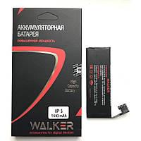 Аккумулятор батарея Walker Apple iPhone 5 (1440 mAh)
