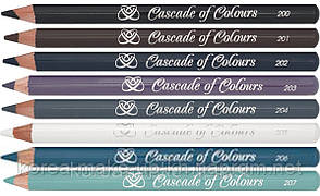Карандаш  для глаз Каскад №206 (Cascade of Colours), фото 2