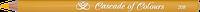 Карандаш  для глаз Каскад №208 (Cascade of Colours), фото 2