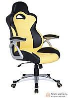 Кресло компьютерное Форсаж-1 (мех. AN) (кожзам PU)