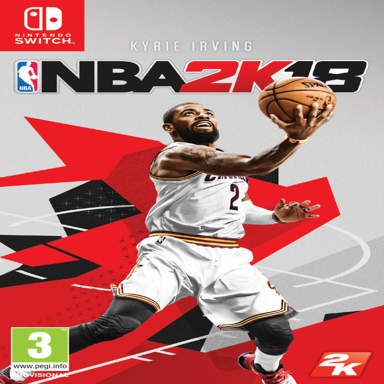 NBA 2k18 ENG Nintendo Switch