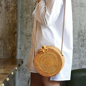 Плетеные сумки