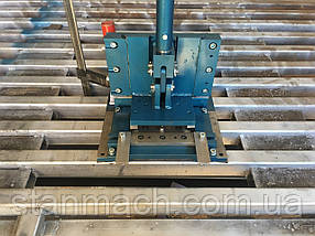 Эволюционер ™ Вырубной пресс, высечной штамп для металла всех форм., фото 3