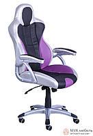 Кресло компьютерное Форсаж-4 (мех. AN) (кожзам PU)