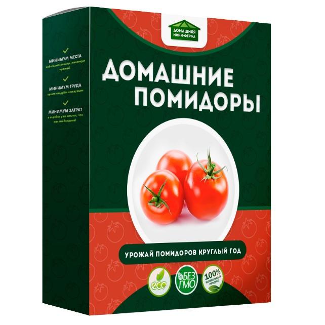 Домашняя мини-ферма - помидоры