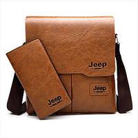 Набор сумка и портмоне Jeep Buluo, фото 1