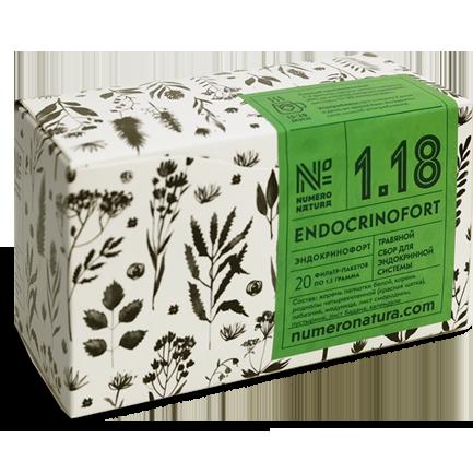 Endocrinofort - сбор для щитовидной железы
