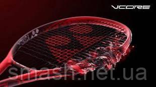YONEX NEW VCORE – новый уровень в истории мирового тенниса!
