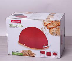 Хлібниця Kamille червона, фото 3