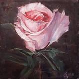 """Картина """"Розовая роза"""", фото 2"""