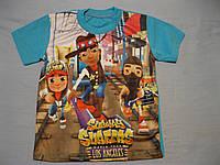 Детские футболки для мальчиков 4 Турция