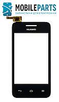 Сенсор (Тачскрин) для телефона Huawei Y220 (Черный) Оригинал Китай