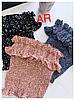 Женский топ на резинке с принтом в расцветках. АР-3-0519, фото 6