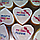 Печиво імбирно-шоколадне для брендування та декорування [серце], фото 8