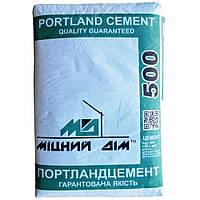 Цемент ПЦ-І-500 Міцний Дім  (50кг)