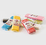 Мастика для обтягування тортів RUE FLAMBEE, 1 кг, жовта, фото 4