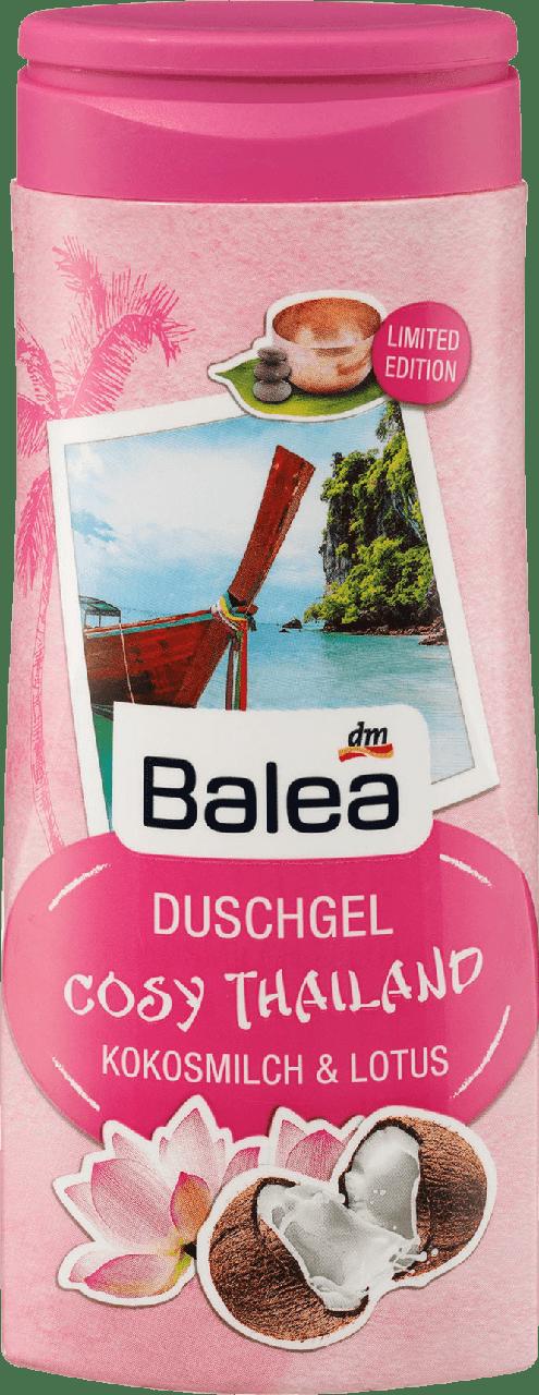 Гель для душа Balea Cosy Thailand, 300 мл.