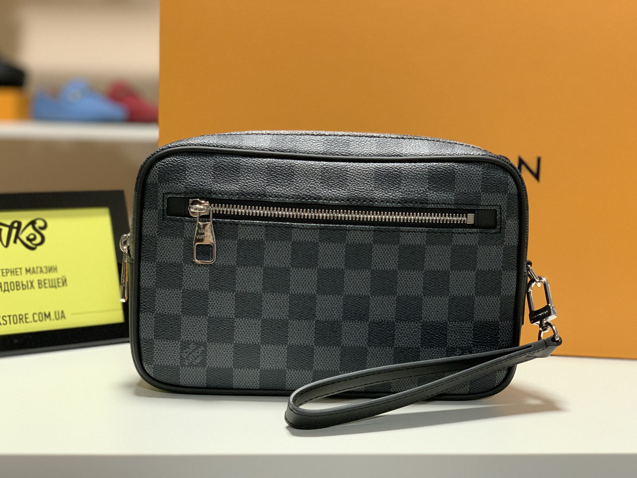 Мужская сумка Louis Vuitton KASAI original quality
