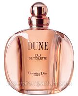 Женская оригинальная туалетная вода Christian Dior Dune, 100ml TESTER NNR ORGAP