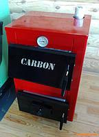 Твердотопливный котел из стали Carbon КСТО 10 кВт New (Карбон 10 нью)