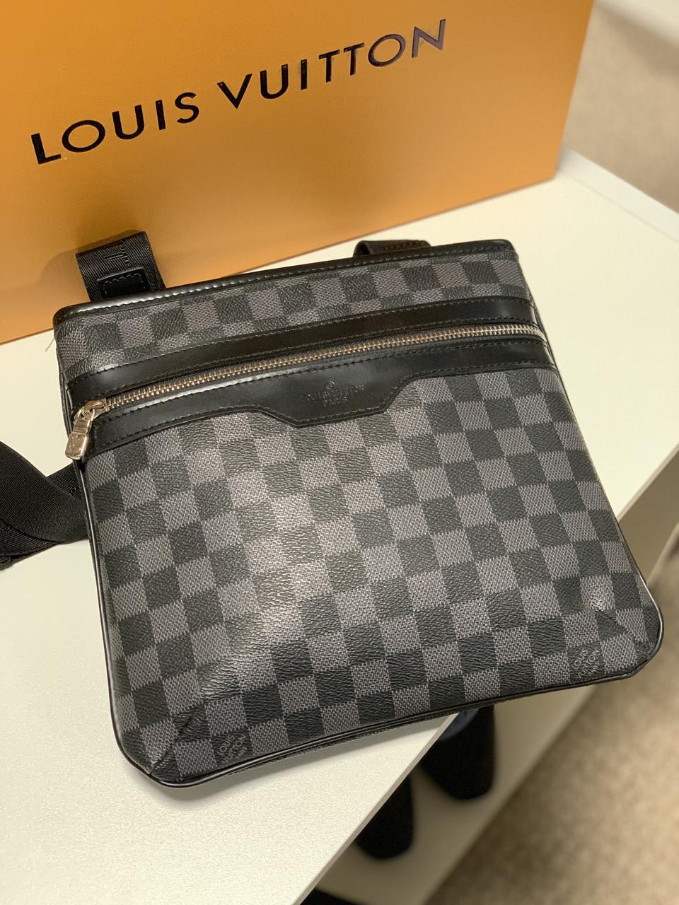 526028fab555 Мужская сумка Louis Vuitton Thomas, цена 2 200 грн., купить в Киеве ...