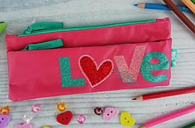 Пенал Мягкий Love TP-05 532365 1 вересня Англия
