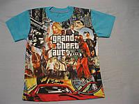 Детские футболки для мальчика 4, 5 лет  Турция