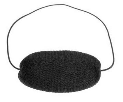 Эластичный роллер для причесок Sibel черный, 0922132-02