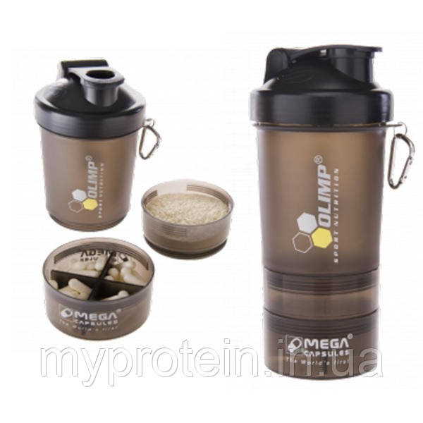 OLIMP Шейкер Smart Shake Olimp Mega Caps (400 ml)