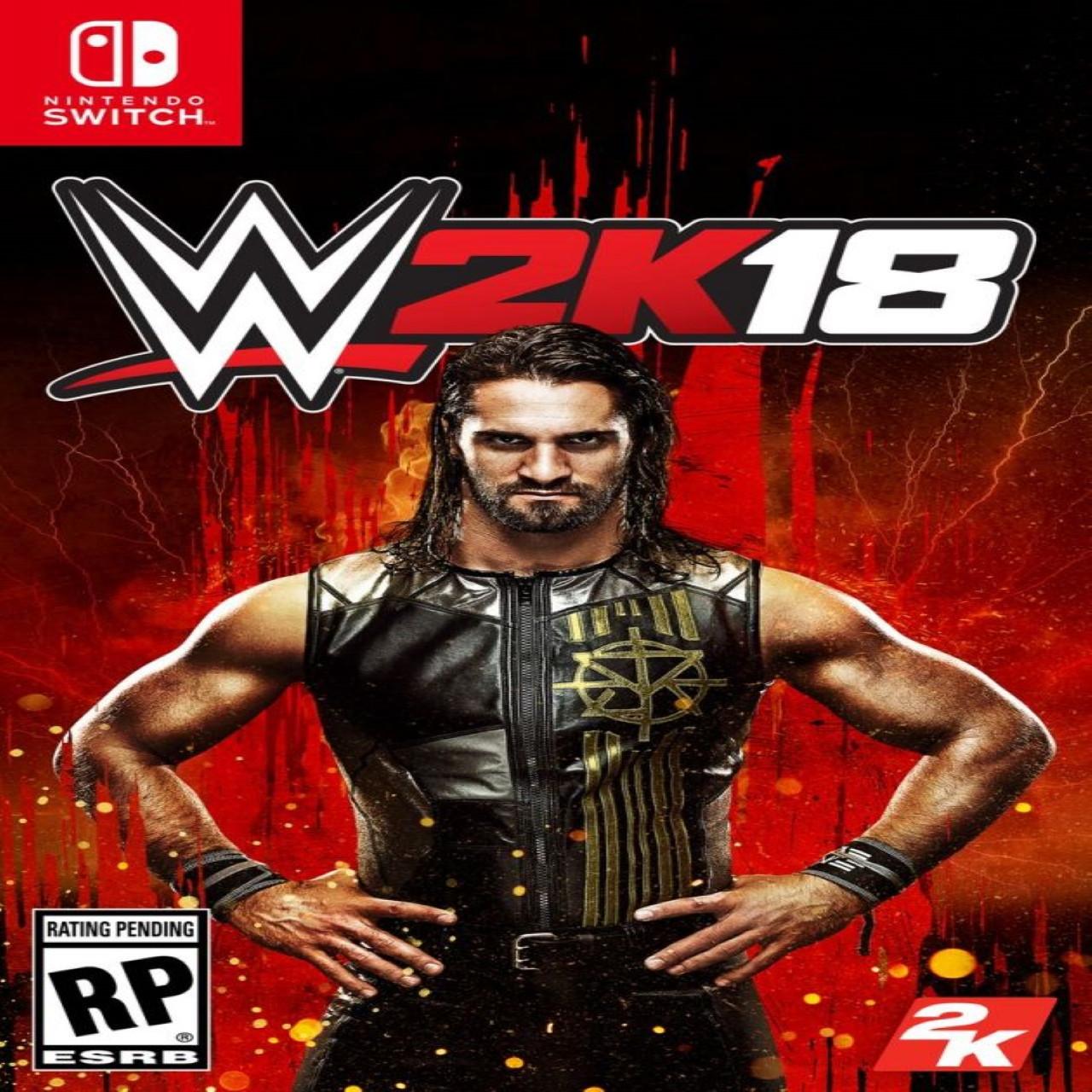 WWE 2K18 ENG Nintendo Switch