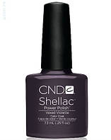 2012 New CND Shellac Vexed Violette (Серебристо-сиреневый)