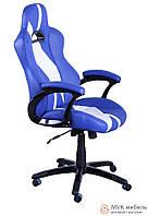 Кресло компьютерное Форсаж-5 (мех. AN) (кожзам PU)
