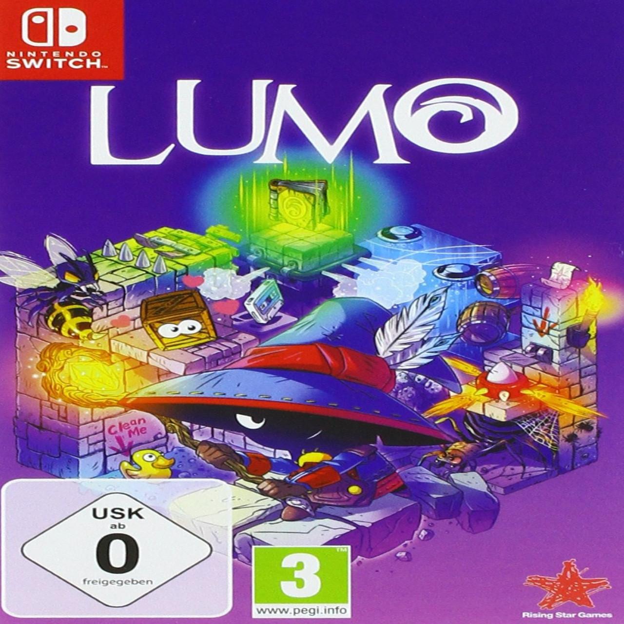 Lumo (російська версія) Nintendo Switch