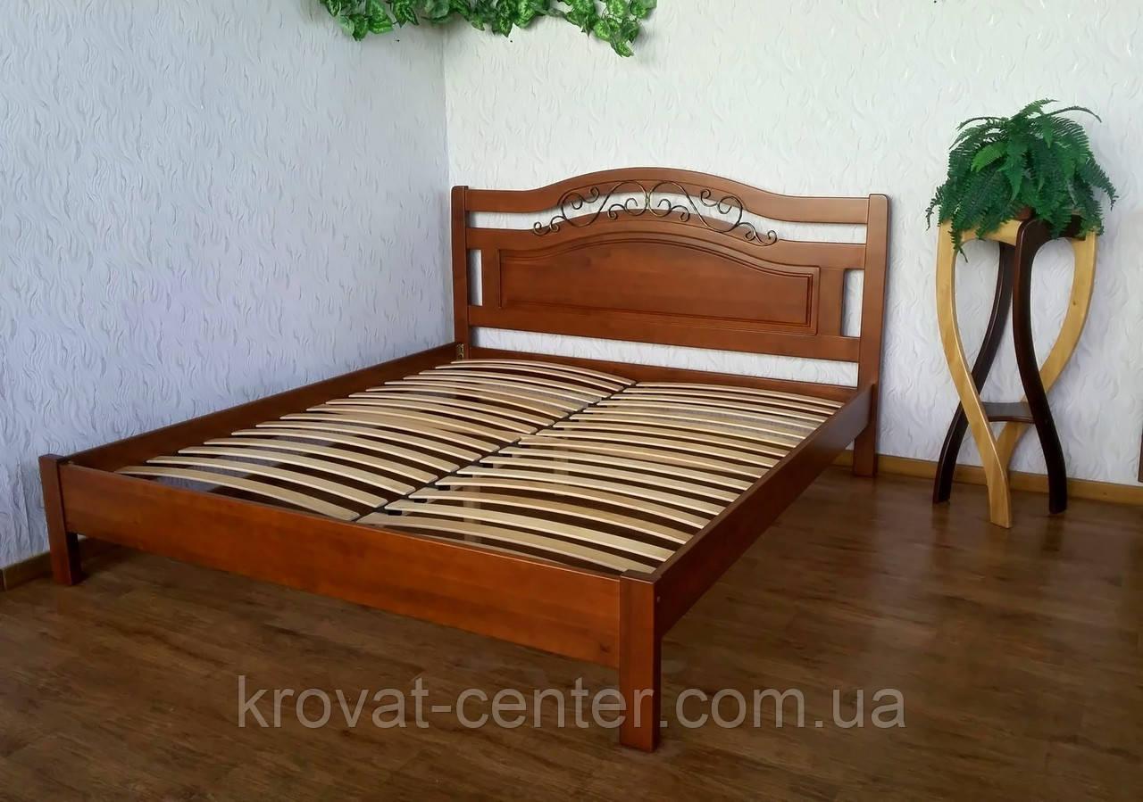 """Кровать полуторная из массива дерева от производителя """"Фантазия Премиум"""""""