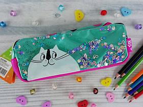 Пенал Мягкий Sly Cat TP-08 532385 1 вересня Англия