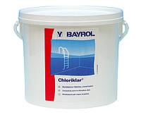 Bayrol Chloriclar 5 кг - Быстрорастворимые таблетки стабилизированного хлора.