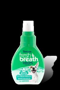 """Капли в воду для собак Тропиклин """"Свежее дыхание"""" 65 мл"""