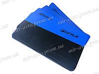 Карты дверей Fstyle (mini) синие ВАЗ 2101 2102 2103 2104 2105 2106 2107